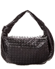 Bottega Veneta Bv Jodie Intrecciato Leather Hobo Bag
