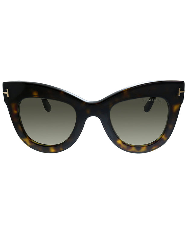 Tom Ford Women's Karina 47Mm Sunglasses