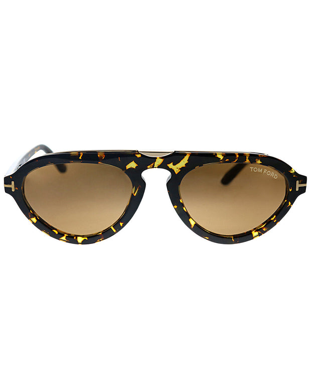 Tom Ford Unisex 54Mm Sunglasses