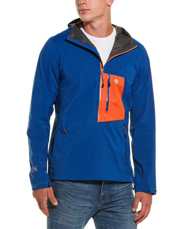 Mountain Hardwear Exposure/ 2 Gore-Tex Paclite Stretch Pullover
