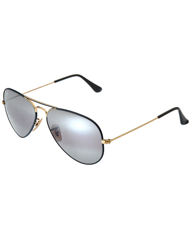 Ray-Ban Unisex Rb3025 58Mm Sunglasses