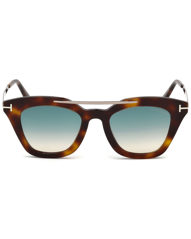 Tom Ford Women's Anna 49Mm Sunglasses