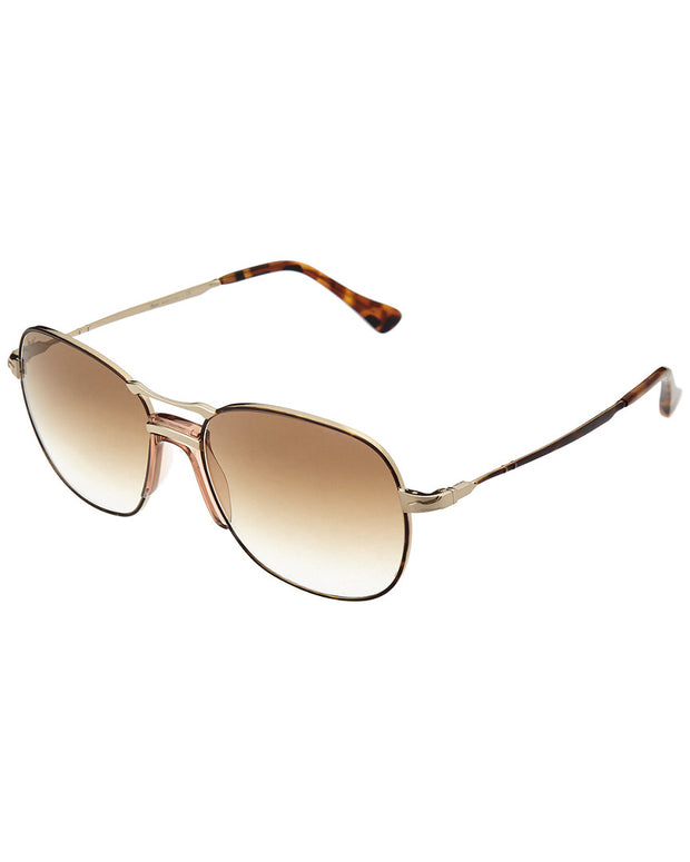 Persol Men's Po2449s 56Mm Sunglasses
