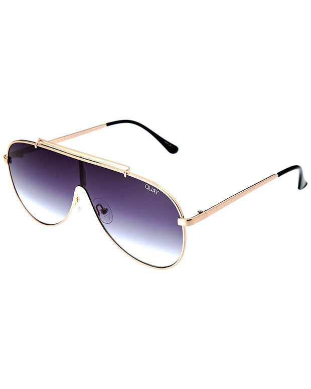 Quay X Jlo Women's El Dinero 55Mm Sunglasses