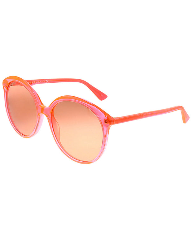 Gucci Women's Round 59Mm Sunglasses