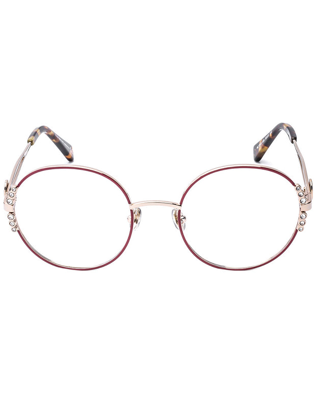 Roberto Cavalli Women's Rc5103 52Mm Optical Frames