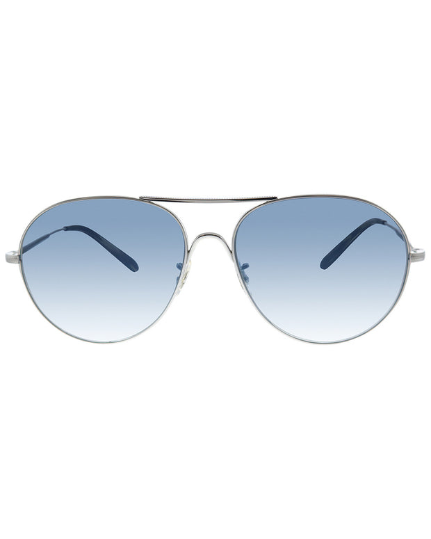Oliver Peoples Unisex Rockmore 58Mm Sunglasses