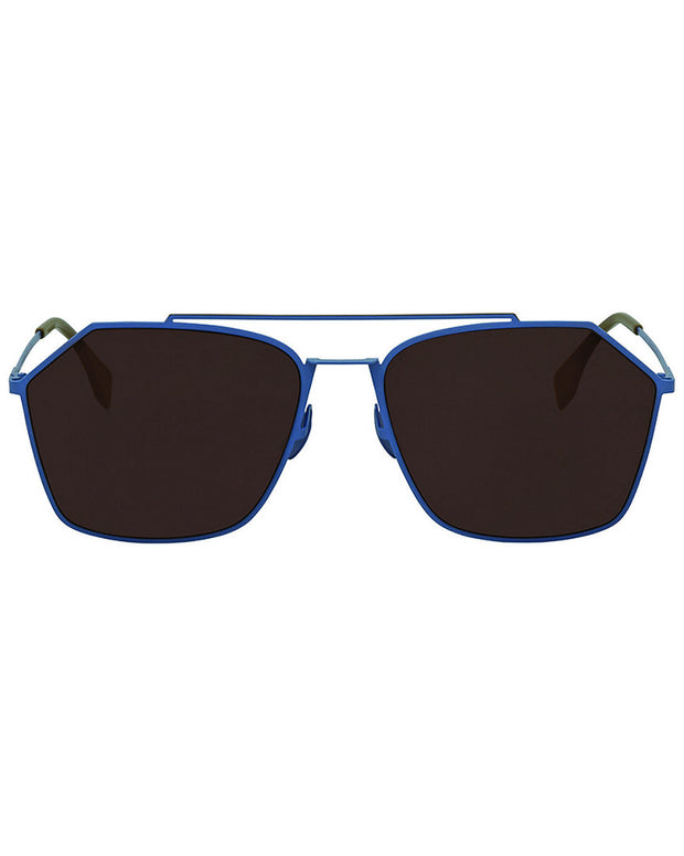 Fendi Men's Ff M0022/S 56Mm Sunglasses