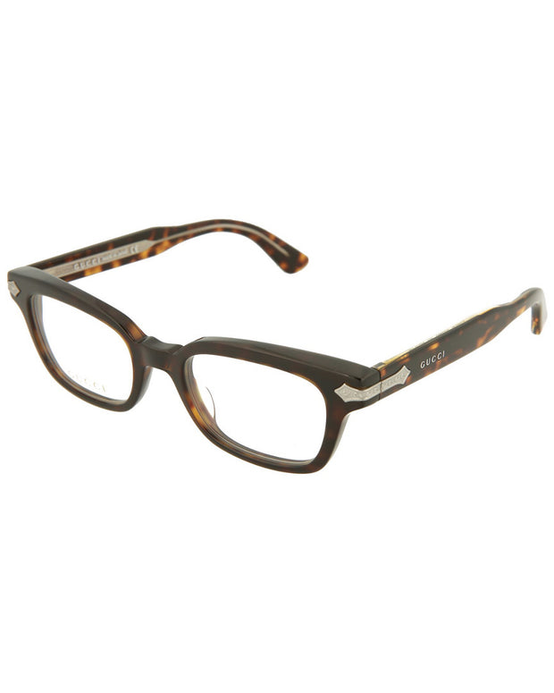 Gucci Women's Gg0086o 51Mm Optical Frames