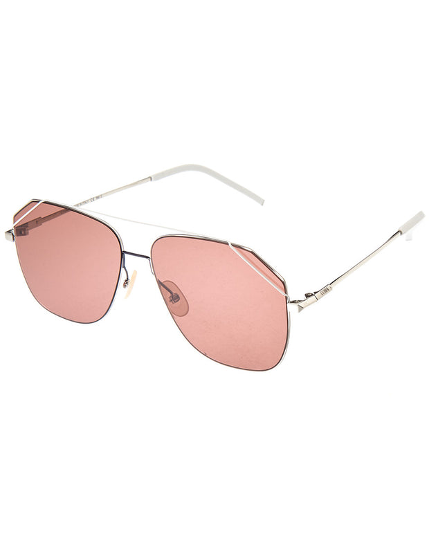Fendi Women's Ff M0043/S 58Mm Sunglasses