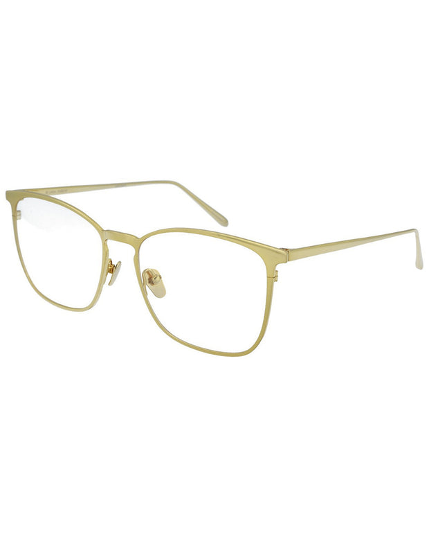 Linda Farrow Women's Lfl469c1 57Mm Optical Frames