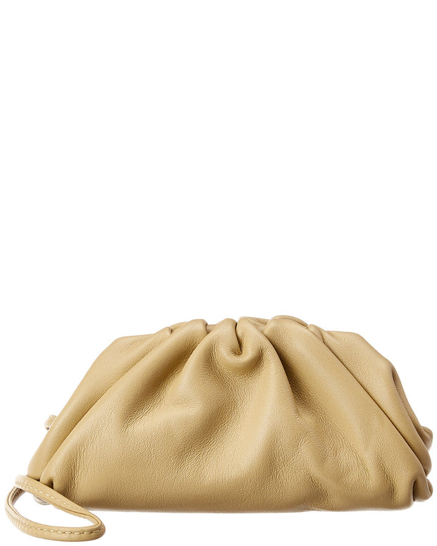 Bottega Veneta Leather Coin Purse