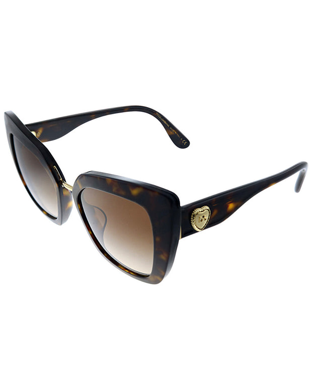 Dolce & Gabbana Women's Dg-4359F 52Mm Sunglasses