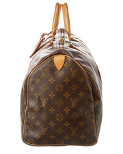 Pre-Owned Louis Vuitton Monogram Canvas Keepall 45