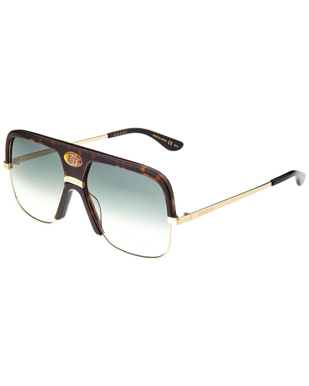 Gucci Men's Gg0478s 59Mm Sunglasses