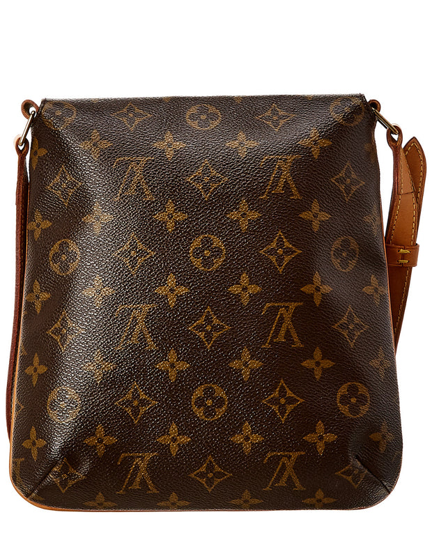 Pre-Owned Louis Vuitton Monogram Canvas Musette Salsa