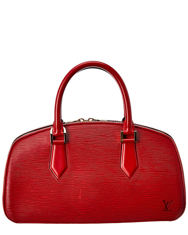 Pre-Owned Louis Vuitton Red Epi Leather Jasmine