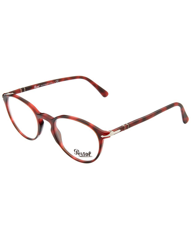 Persol Unisex Po3218v 51Mm Optical Frames