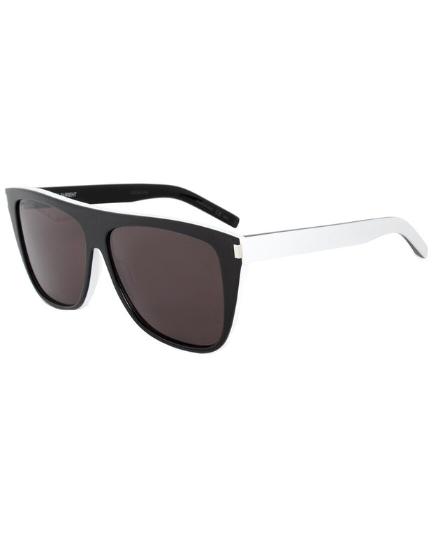 Saint Laurent Unisex Sl1 59Mm Sunglasses