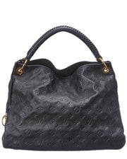 Pre-Owned Louis Vuitton Midnight Blue Empreinte Leather Artsy Mm