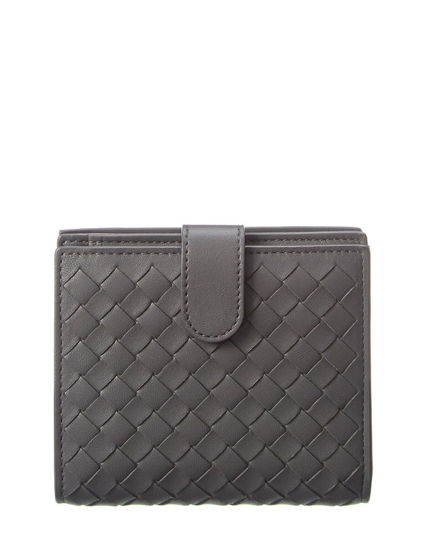 Bottega Veneta Intrecciato Leather Bifold Wallet