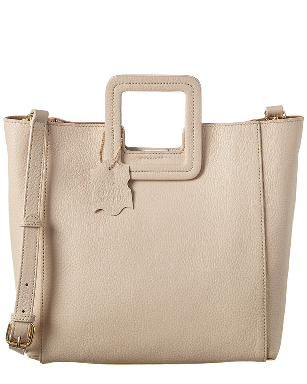 Tmrw Studio Antonio Leather Satchel