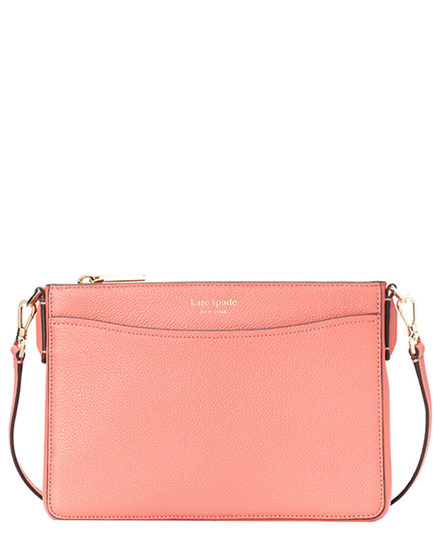 Kate Spade New York Margaux Medium Convertible Leather Crossbody