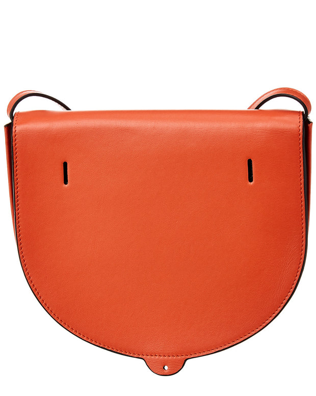 Loewe Heel Mini Leather Crossbody