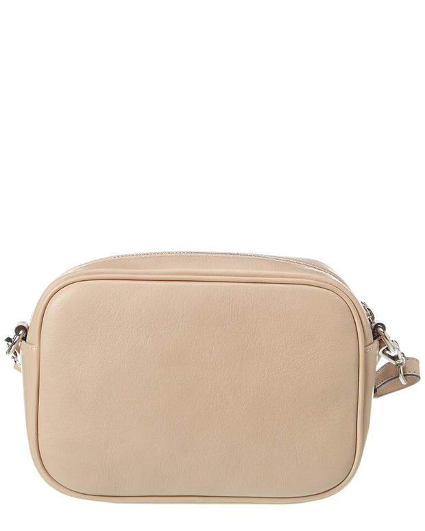 Valentino By Mario Valentino Mia Leather Crossbody
