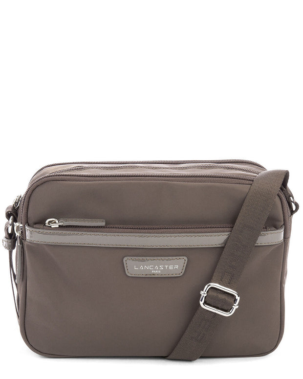 Lancaster Paris Basic Verni Crossbody
