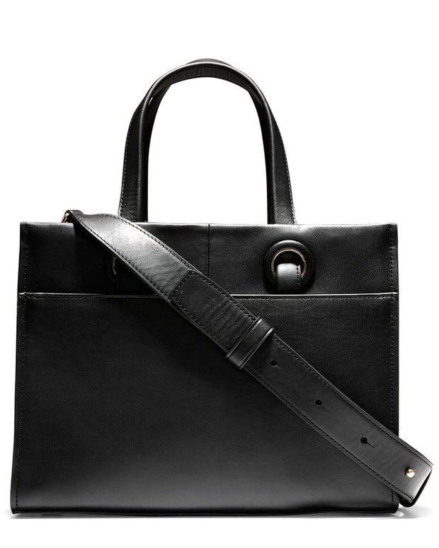 Cole Haan Grand Ambition Small Leather Satchel