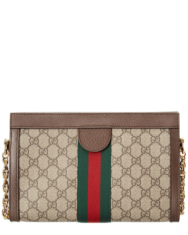 Gucci Ophidia Gg Small Supreme Canvas Shoulder Bag