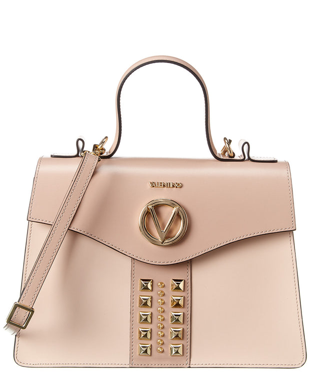 Valentino By Mario Valentino Melanie Leather Satchel