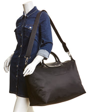 Longchamp Le Pliage Neo Large Nylon Short Handle Travel Bag