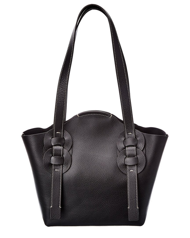 Chloe Darryl Small Leather Tote