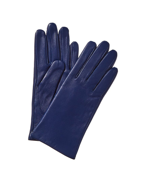 Phenix Cashmere-Lined Leather Gloves