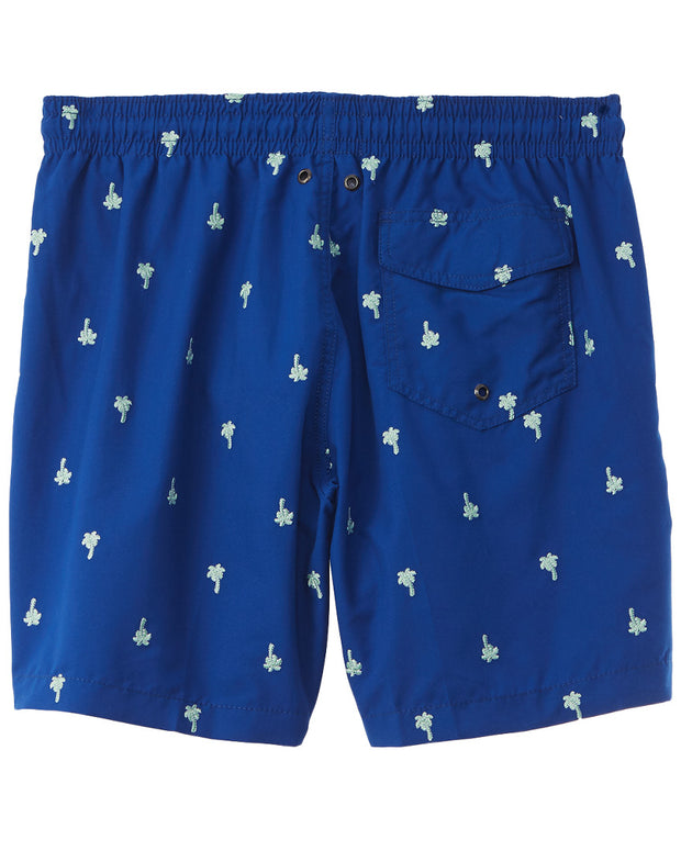 Trunks Surf & Swim Co. Sano Premium Embroidered Swim Short