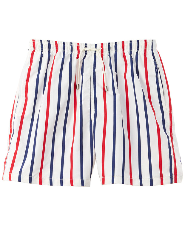 Solid & Striped Classic Swim Short