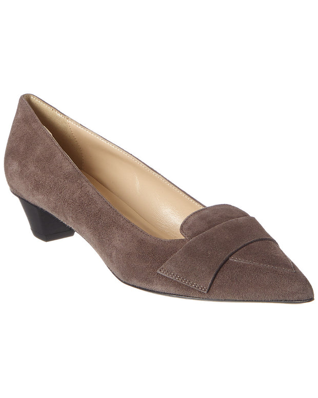 M By Bruno Magli Naomi Suede Pump