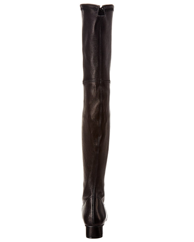 Stuart Weitzman Lorene 30 Leather Over-The-Knee Boot
