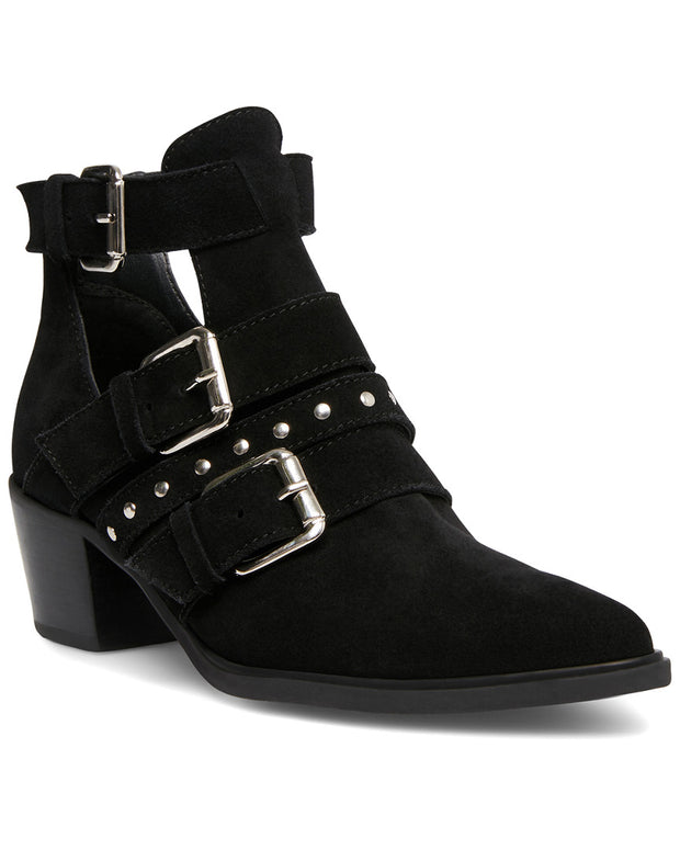 Steven By Steve Madden Dearly Leather Bootie