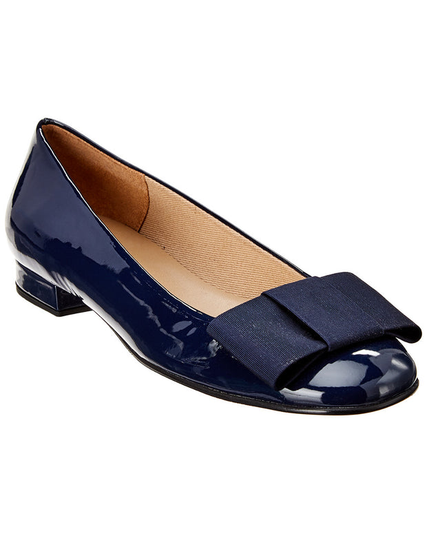 French Sole Estee Patent Flat