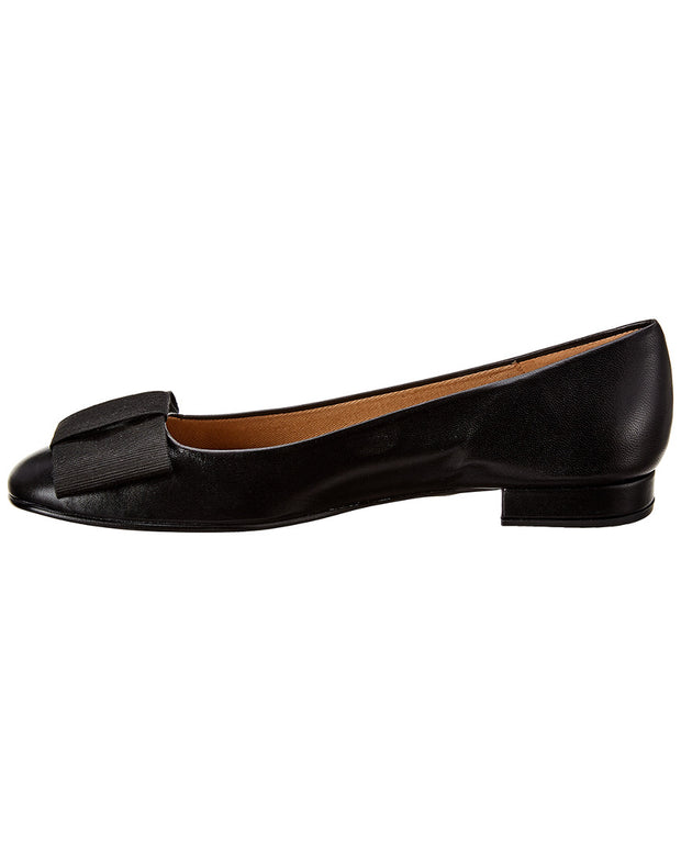 French Sole Estee Leather Flat