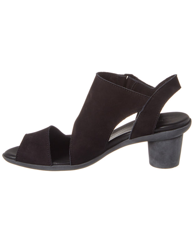 Arche Elexus Leather Heeled Sandal