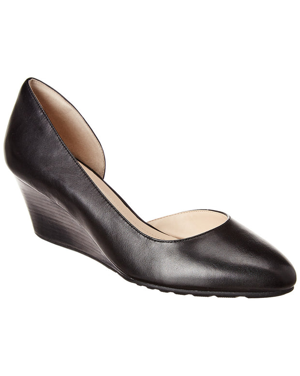 Cole Haan Edith Leather Wedge