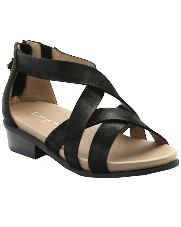 Bettye Muller Concept Banyan Leather Sandal