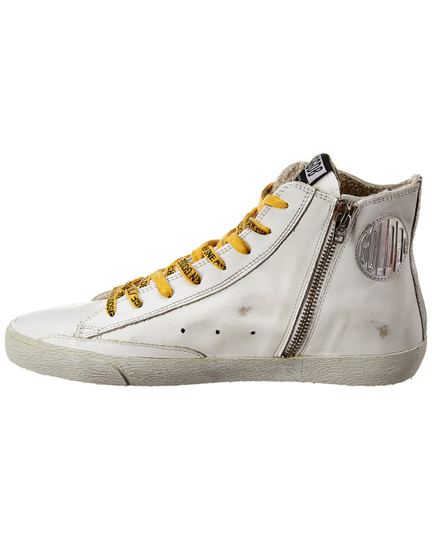 Golden Goose Francy Leather Sneaker