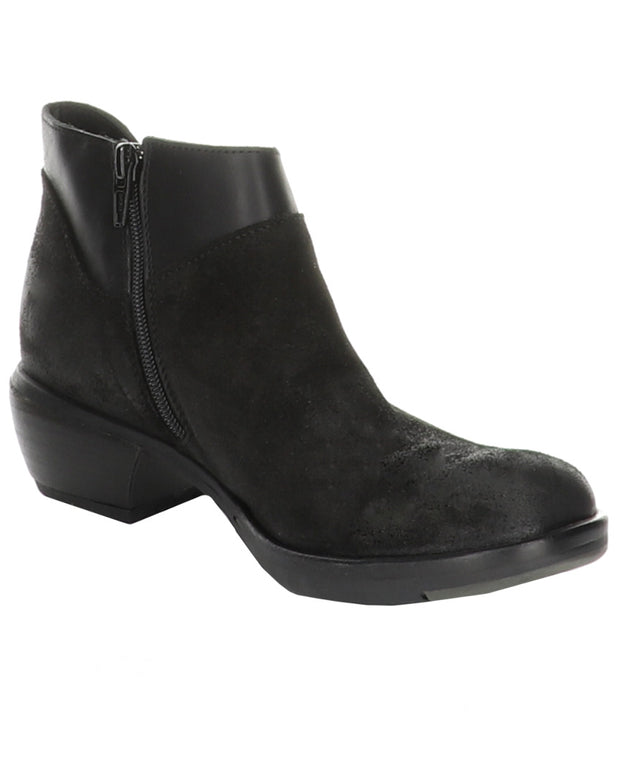 Fly London Meba Suede Bootie