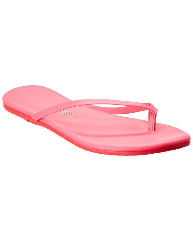 Tkees Neons Leather Flip Flop