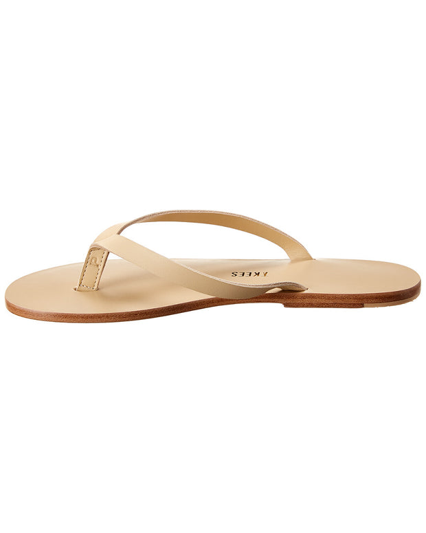 Tkees Jane Leather Flip Flop
